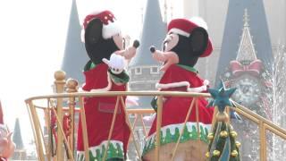 ★Disney Santa Village Parade 初日初回 2011/11/7 Christmas TDL thumbnail