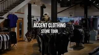 Inside Accent Clothing: Store Tour