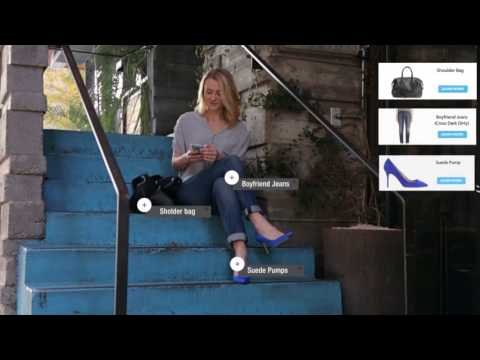 Shoppable Video Ad
