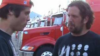 2010 Rockstar Mayhem Fest Dallas: Chris Raines Interview