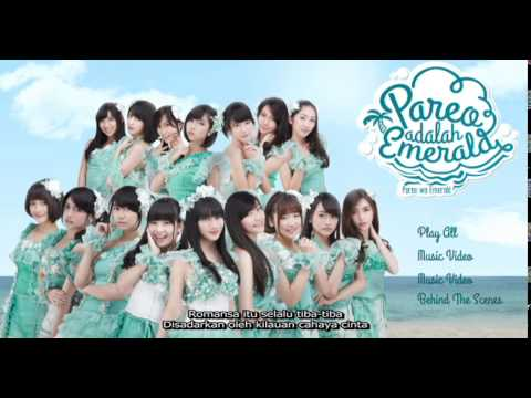 Pareo adalah emerald (Off Vocal) Lirik JKT48