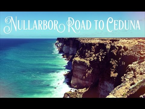 Nullarbor, Road Trip to Ceduna, SA
