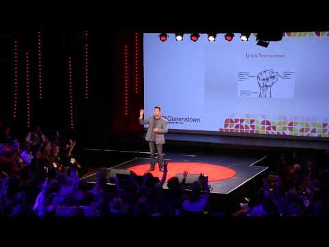 Get Comfortable With Your Discomfort   Dane Barclay   TEDxQueenstown