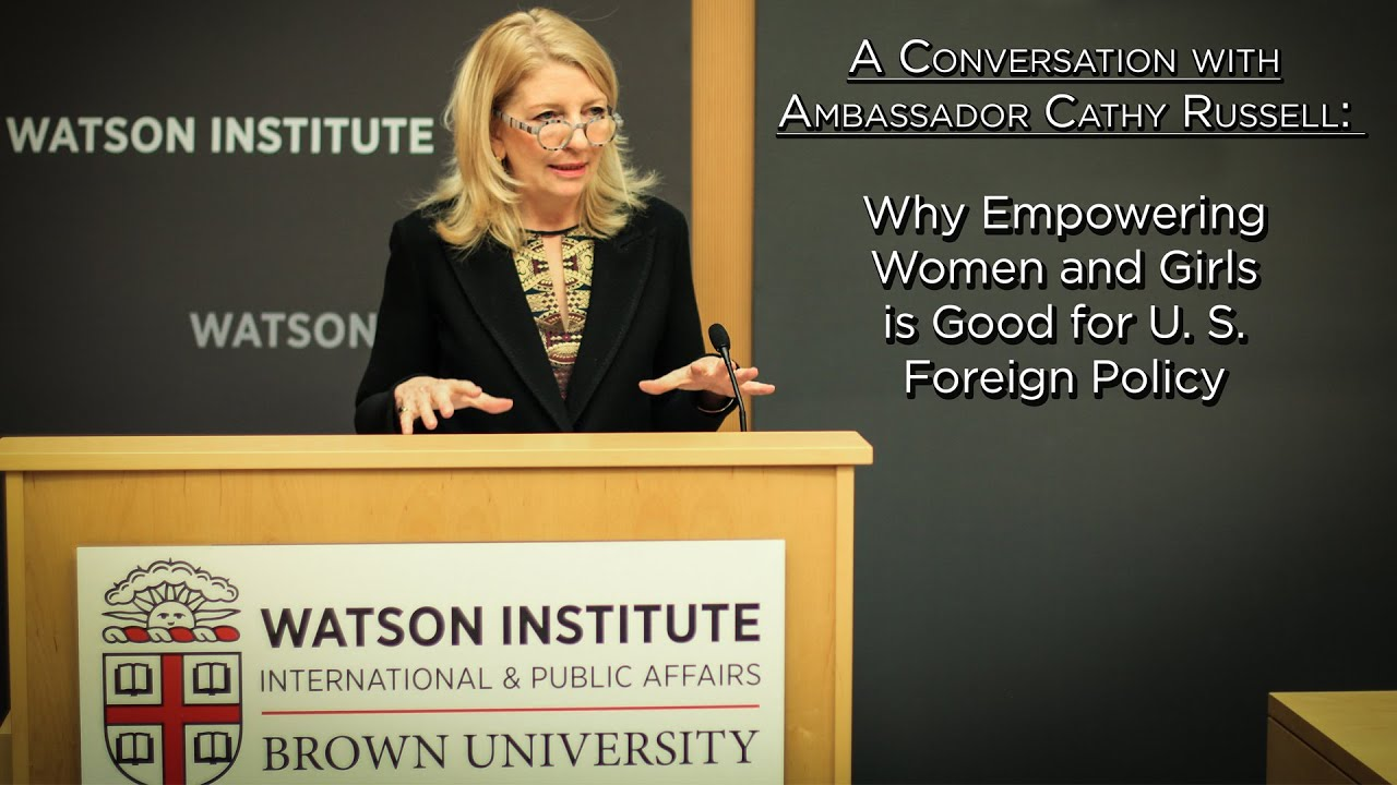 International women and foreign policy