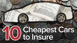 Top 10 Cheapest Cars to Insure in 2019: The Short List