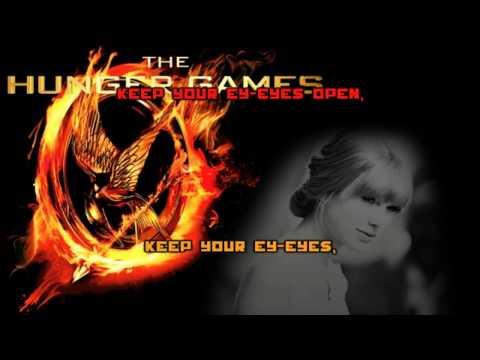 Taylor Swift - Eyes Open (Karaoke/Instrumental)