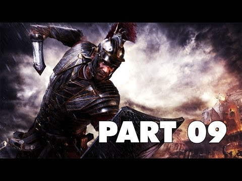 Ryse Son of Rome Walkthrough Part 09 - No Commentary