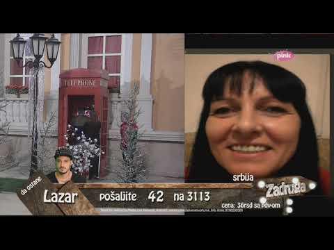 Zadruga 2 - Zola i Miljana razgovaraju sa njegovom majkom - 09.03.2019.