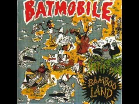 Batmobile Mission Impossible