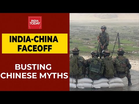 India-China Border Standoff: India Today Decodes Five Chinese Myths Against Indian Troops