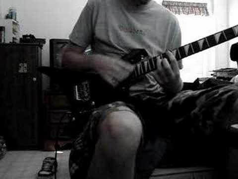 Last Sunrise Guitar Cover