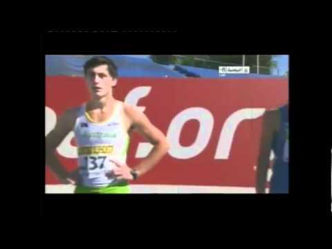 Jake Stein World Youth Record Octathlon