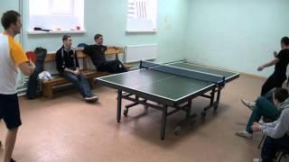 видео Настольный теннис, RUSTT.ru