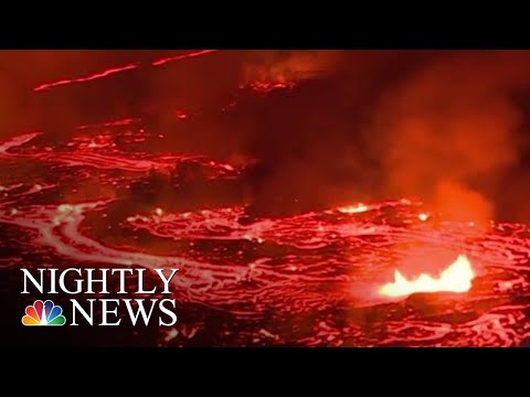 Hawaii Volcano Lava Causes More Destruction | NBC Nightly News
