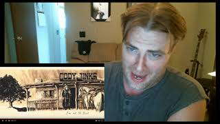 Cody Jinks - I'm Not The Devil (Reaction Video)