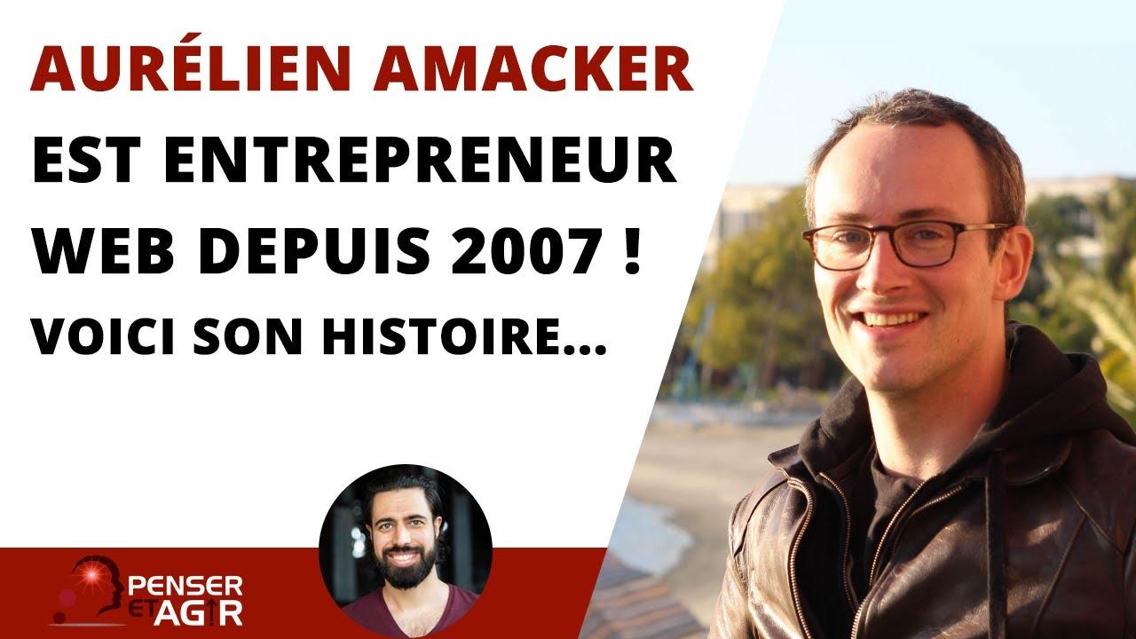 De 0 à 1 million d'euros et plus ! (Interview de Aurélien Amacker)