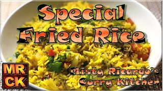 Special Fried Rice (restaurant Style)