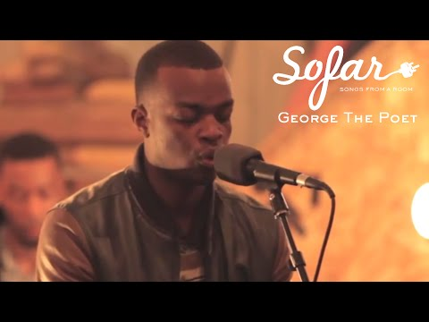 George The Poet - One Number | Sofar London
