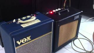 Laney Cub 10 VS Vox AC4-BL