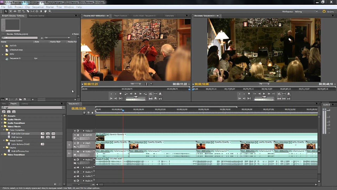 Video editing that s always a cut above