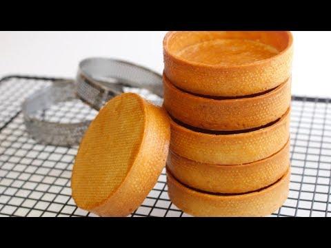 fonçage-de-tartelettes-(2-méthodes-)-cuisson,dorure-et-astuces