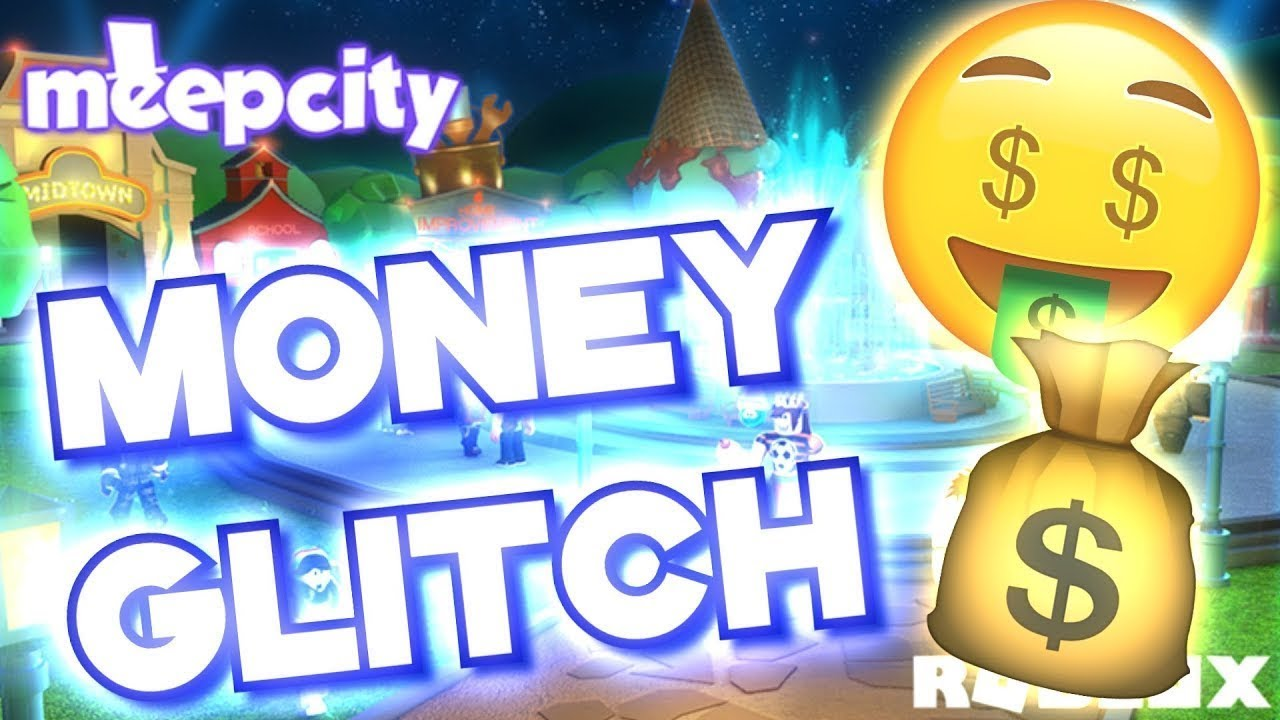 Meepcity Infinite Coin Glitch 2019 Youtube