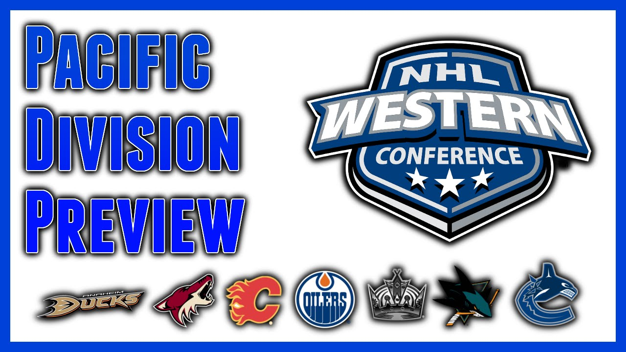 Image result for NHL Pacific Division Preview