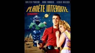 planéte interdite ( main titles  overture ) 1956