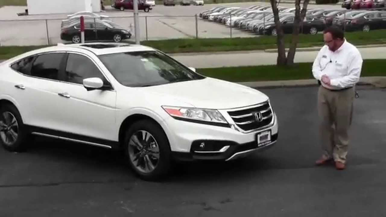 New 2015 Honda Crosstour For Sale At Honda Cars Of Bellevue...an Omaha Honda  Dealer!   YouTube