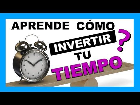 08 Aprende cómo invertir tu tiempo otro decidirá por ti