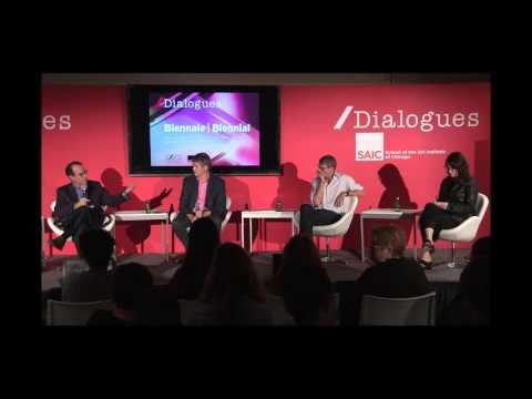 EXPO CHICAGO 2015 /Dialogues: Biennale | Biennial