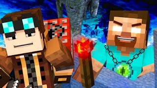 LA PRIMA VOLTA CHE HO VISTO HEROBRINE - Minecraft Story Mode  - Ep. 2