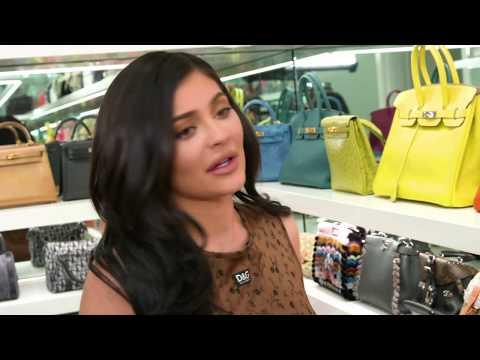 Kylie Jenner: My Purse Closet Tour - Видео онлайн