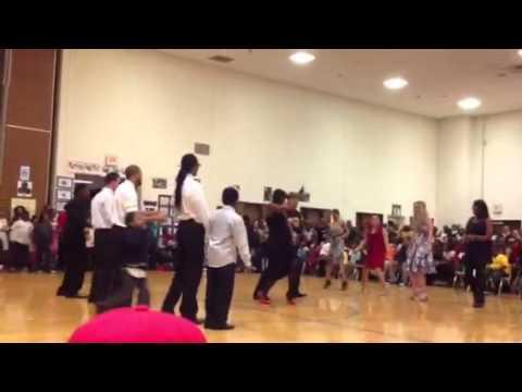 PJ Hill Dance Party