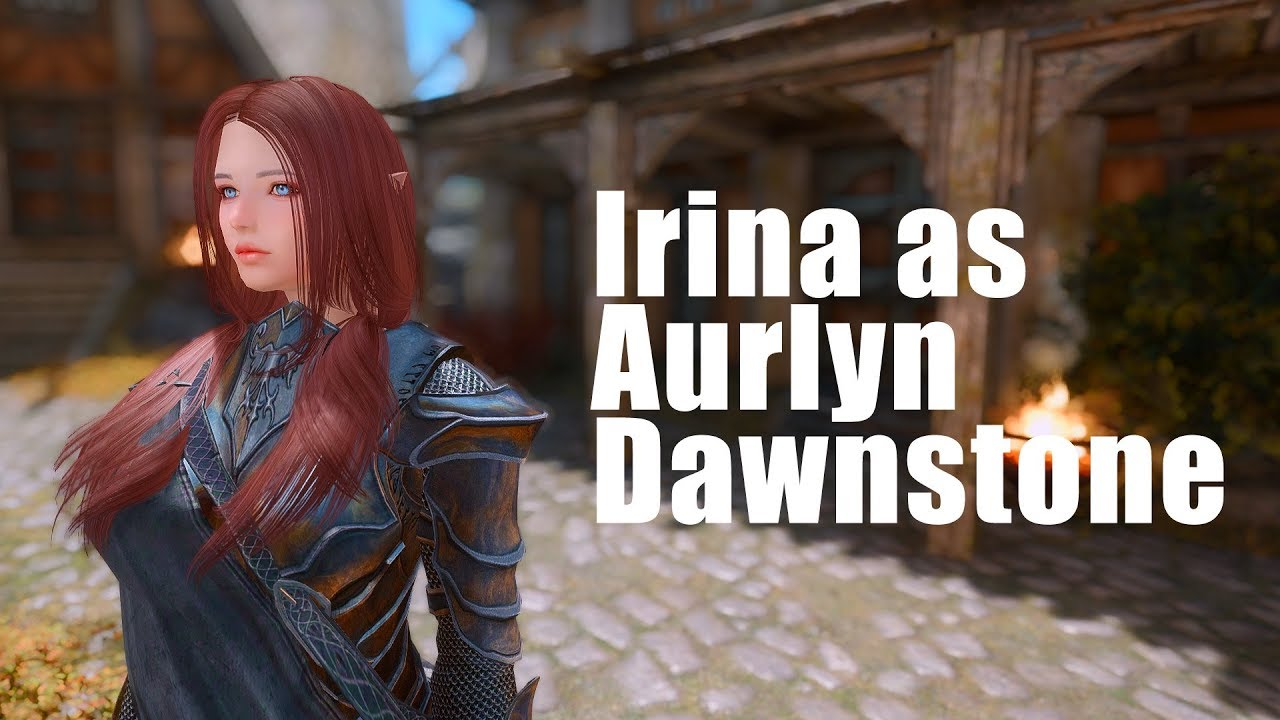 Skyrim Follower: Aurlyn Dawnstone's Past
