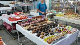 Chợ đêm Phú Quốc có lẽ là chợ đêm nhộn nhịp và ẩm thực ngon rẻ hàng đầu thế giới ???
