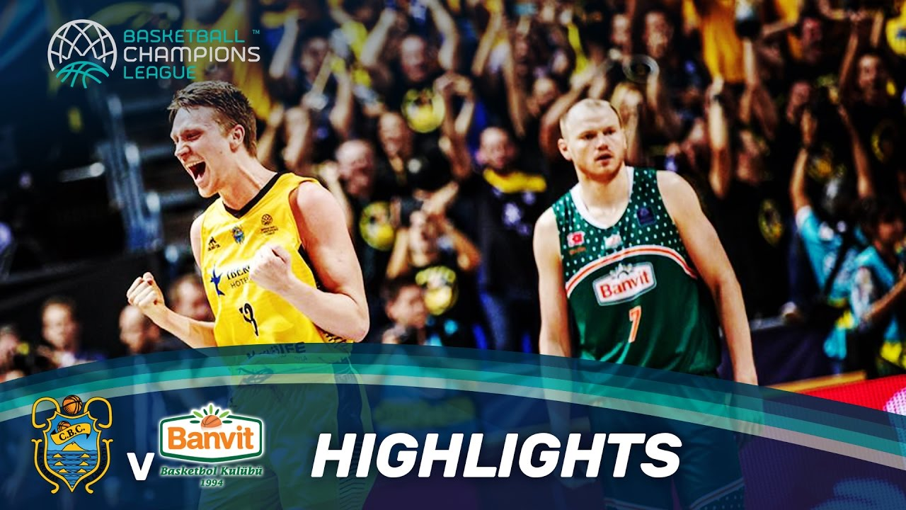 Iberostar Tenerife v Banvit - Highlights - Final
