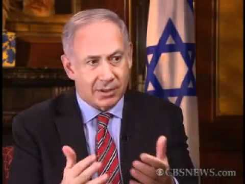 Katie Couric. Benjamin Netanyahu