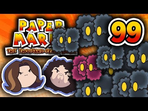Paper Mario TTYD: The Best Joke In The World - PART 99 - Game Grumps