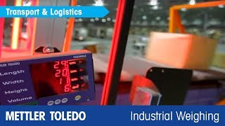 CSN910 FlexFlow™ at TNT Express, Australia - METTLER TOLEDO Industrial - en