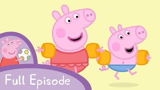 Peppa Pig - At the Beach (full episode)