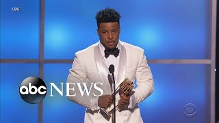 NY Giants player Saquon Barkley deemed 'Rookie of the Year'
