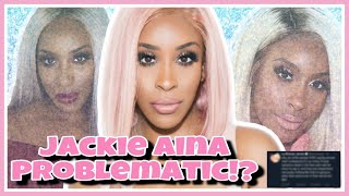 Is Jackie Aina A Problematic Beauty Influencer Too!? 🧐