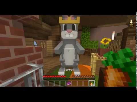 Minecraft: Πασχαλινή περιπέτεια..?!