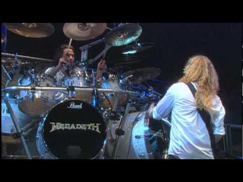 Megadeth - Peace Sells Live (HD)