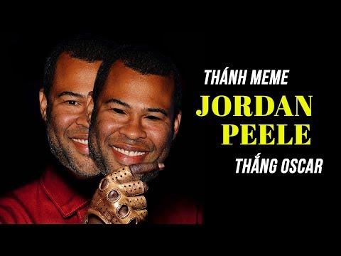 JORDAN PEELE - Thánh meme thắng Oscar