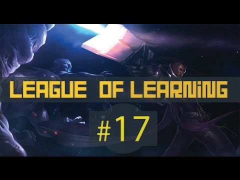 League Of Legends Learning ITA #17   Lucian Adc