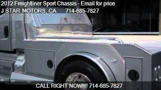 2012 freightliner sport chassis ranch hauler truck for sale