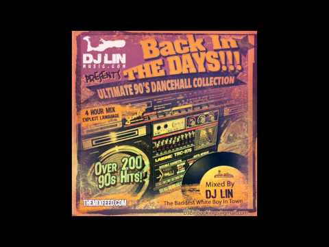 The Ultimate 90's Old School Dancehall COLLECTION Ever! DJLinMusic.com