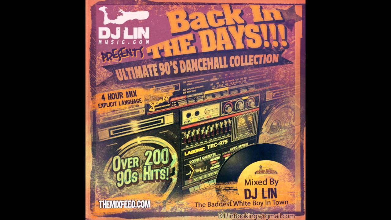 The BEST 90's Old School Dancehall COLLECTION Ever! Tracklist Included